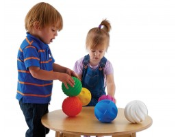 Tactile Balls - Set of 6
