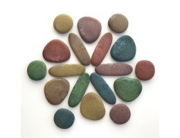 Eco-Friendly Junior Rainbow Pebbles