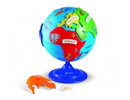 Puzzle Globe
