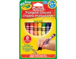 My First Crayons