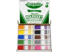 Fine Line Markers (200 CT)
