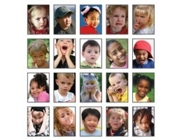 Facial Expressions Flash Cards