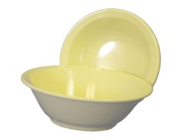 Melamine Cereal Bowl 8OZ Yellow