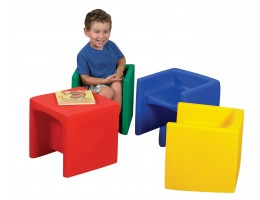 Molded Seating Primary Colours