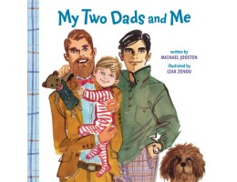My Two Dads and Me Book