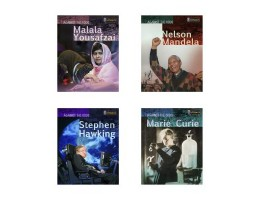 Against the Odds Biographies (4) Soft Cover