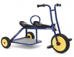 Atlantic Double Seat Tricycle