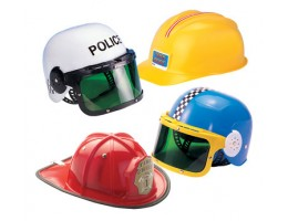 Assorted Helmets