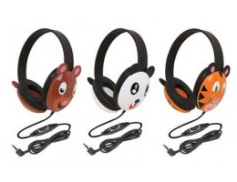 Headphone Animal-Themed [3]