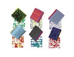 Textured Stamps