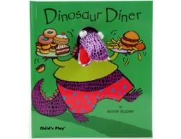 Finger Puppet Book: Dinosaur Diner