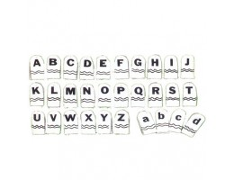Alphabets & Numbers Finger Puppets