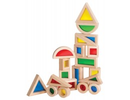 Jr. Rainbow Blocks