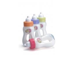 Milk Bottles Set of 4
