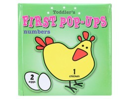 Toddler's First Pop-Ups: Numbers