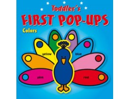 Toddler's First Pop-Ups: Colors