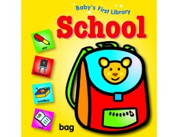 Baby's First Library: School