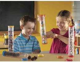 Primary Science Sensory Tubes Set of 4
