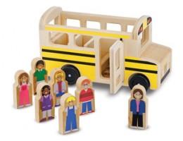 School Bus Set