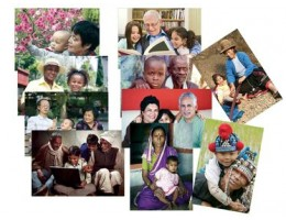 Global Grandparents Posters