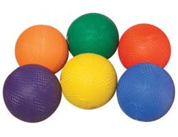 Coloured Balls (Set of 6)