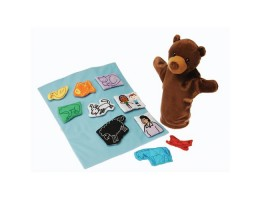 Brown Bear, Brown Bear Puppet & Props
