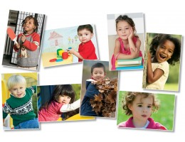 All Kind of Kids: Bulletin Board Set