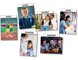 Emotions Language Cards