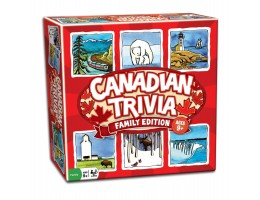 Canadian Trivia Game