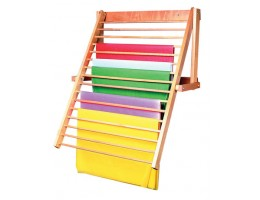 Collapsible Paper Rack