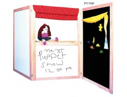 Puppet Theatre/Store with Flannelboard