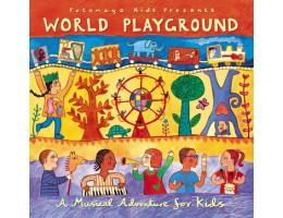 World Playground, CD
