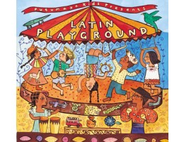Putumayo Latin Playground, CD