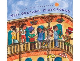Putumayo New Orleans Playground, CD