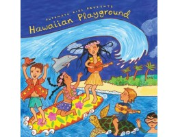 Putumayo Hawaiian Playground, CD**