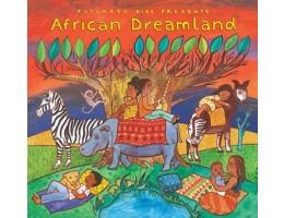 Putumayo African Dreamland, CD