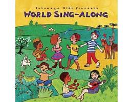 Putumayo World Sing-Along, CD