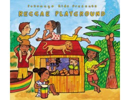 Putumayo Reggae Playground, CD