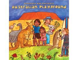 Putumayo Australian Playground, CD