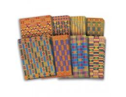 African Textile Paper 32/pkg