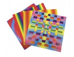 Rainbow Weaving Mats