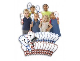 Hands Up Dry Erase Answer Boards