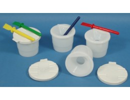 Glue Pots and Lid 10 pieces per/pkg