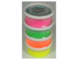 Finger Paint Dazzle Fluorescent