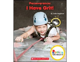 Perseverance: I Have Grit!