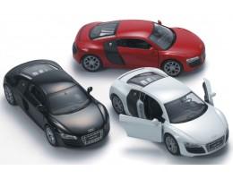 Audi R8 (Set of 3)