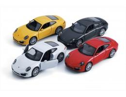 Porsche 911 Carrera S (Set of 4)