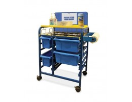All-in-one Hand Sanitizer Cart - Base Model