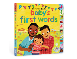 Baby's First Words Book for Every Type of Family!