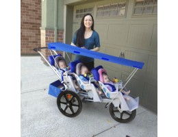 Runabout Strollers - Sun Canopies